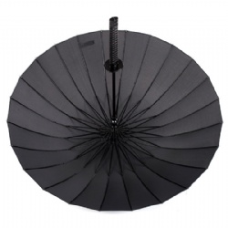 Samurai Umbrella Semi-automatic,8 Ribs/16 Ribs/24 Ribs