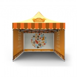 Trade Show Display Canopy Gazebo Tent