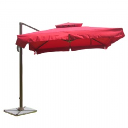 Custom Commercial Grade Market Umbrella