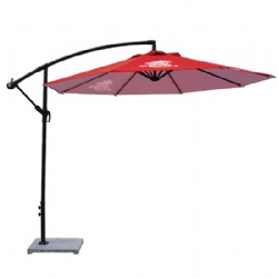 Branded 10ft Patio Offset Cantilever Umbrella
