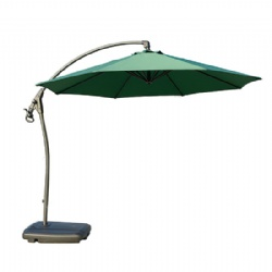 Outdoor Garden Offset Umbrella
