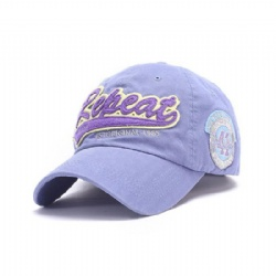 Customized Embroidered Cotton Cap Baseball Hat