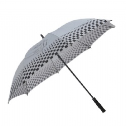 Customized Logo Value Fibrestorm Golf Umbrella For Promotion